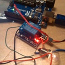 VERY SIMPLY RELAY AND ARDUINO PROJECT