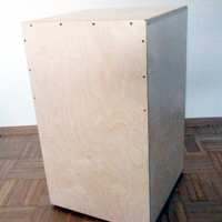 Build a Cajon Drum