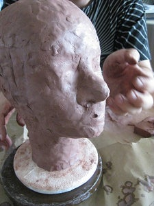 Adding Facial Character to Your Sculpture