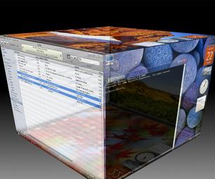 Desktop Cube (Windows Only)