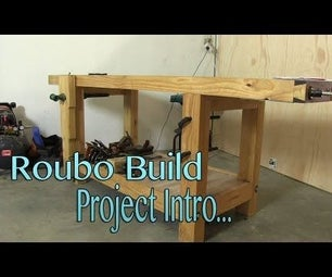 Build Your Own Roubo Style Workbench. (Project Intro and Wood Selection)