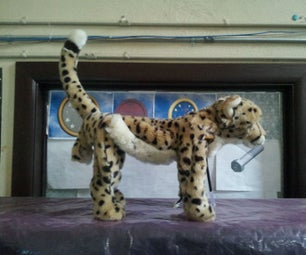 How to Make Your Own Robot Cheetah