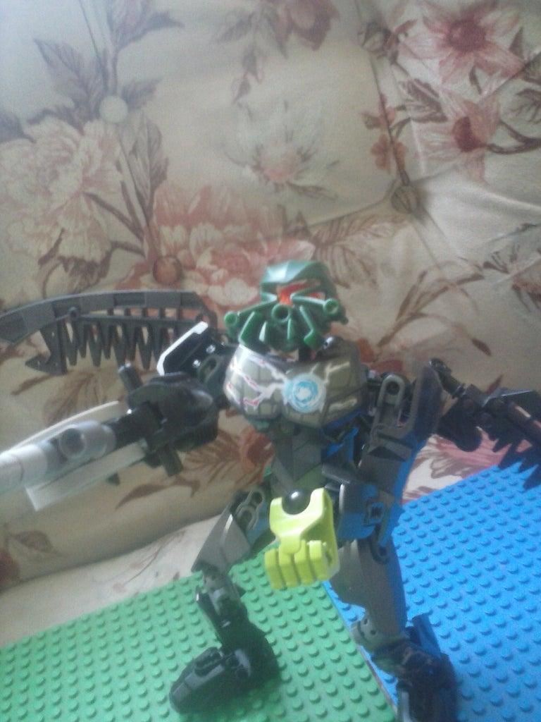 Herofactory Bioformer 3 Sideclops