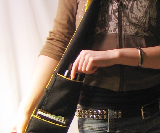 Cargo Scarf: Free Your Hands, and Your Mind Will Follow!