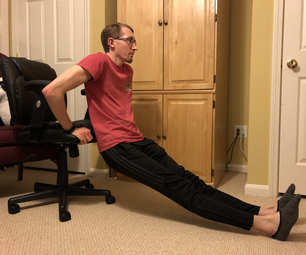 Workouts for Small Spaces