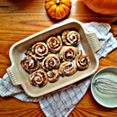 Easy Delicious Over-night Cinnamon Buns