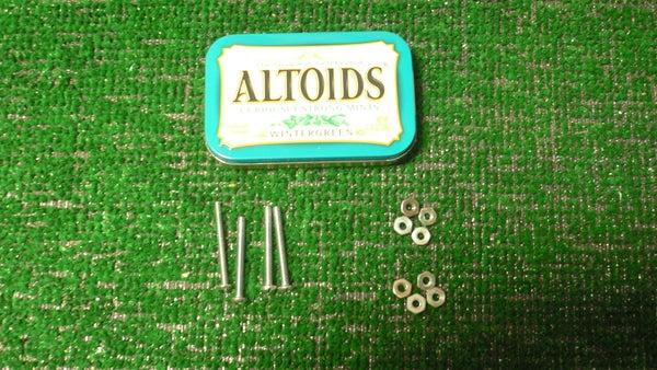 Altoids Mini BBQ Pit