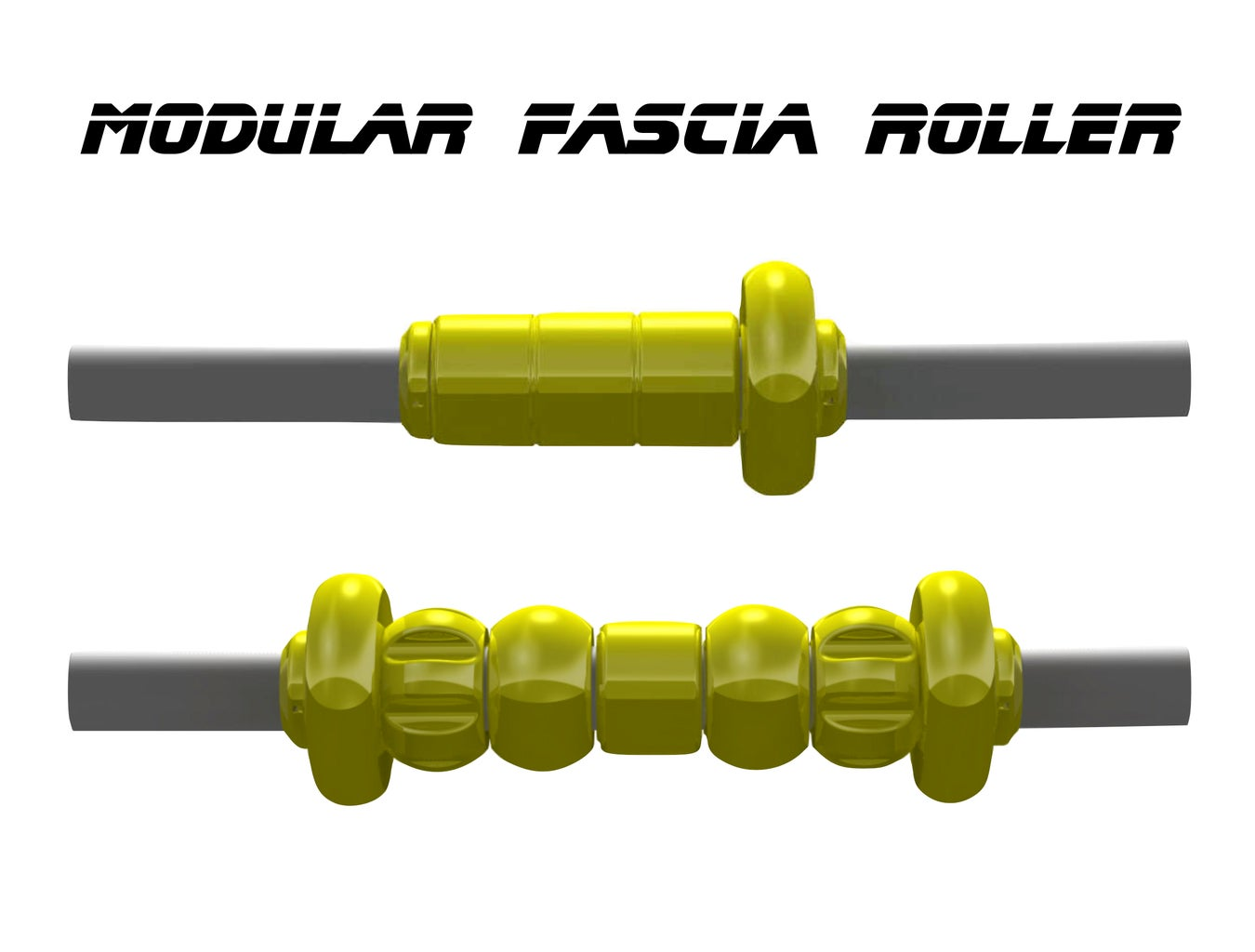 Modular Fascia Roller