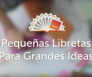 DIY Video: Como Hacer Una Libreta Cosida a Mano