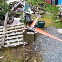 PVC Rotor Blades
