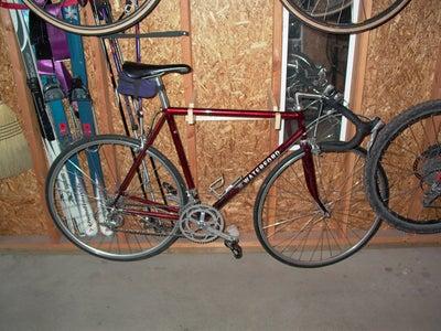 Foldaway Bike Racks