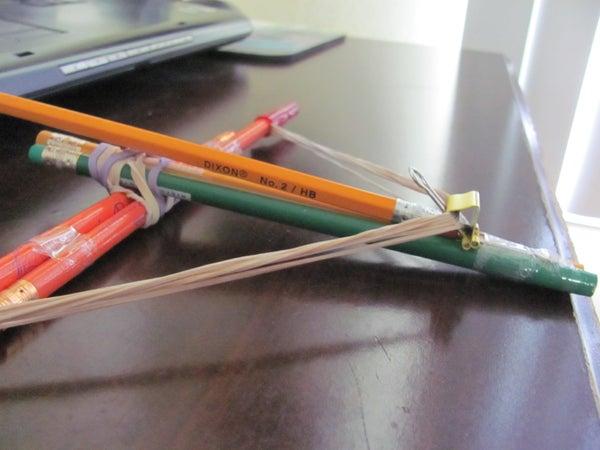 Office Supply Crossbow!