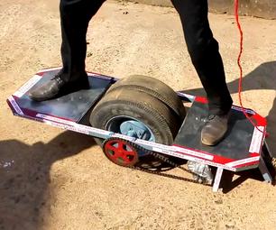 Uniwheel Electric Hoverboard