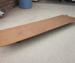 How to Make a HillBoard