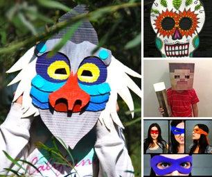 Printable Masks