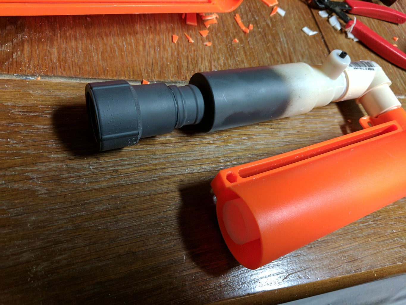 Plunger Tube Extension