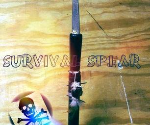 Survival Spear