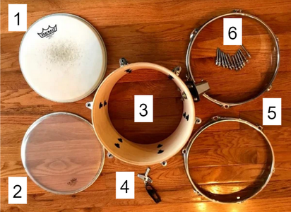 How to Set Up  a Drum Tom