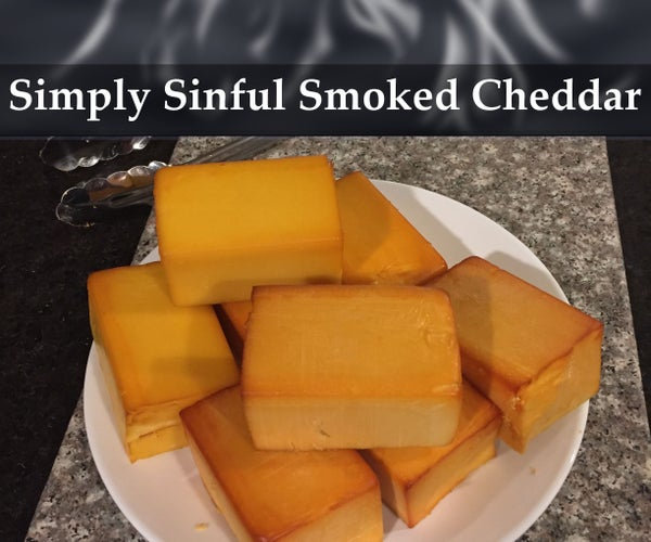 Simply Sinful Smoked Cheddar