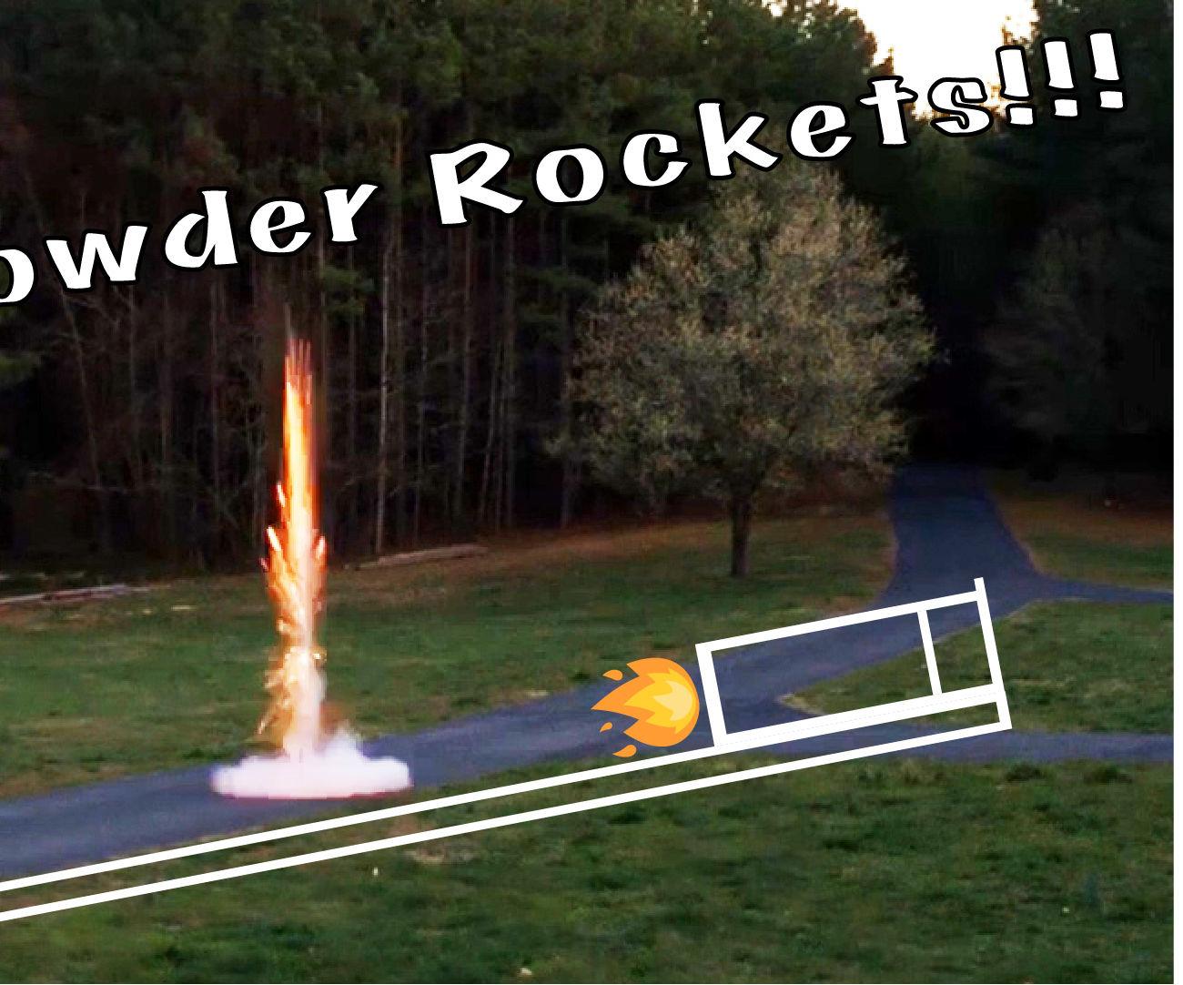How to Turn Shotgun Shells Into Black Powder Rockets