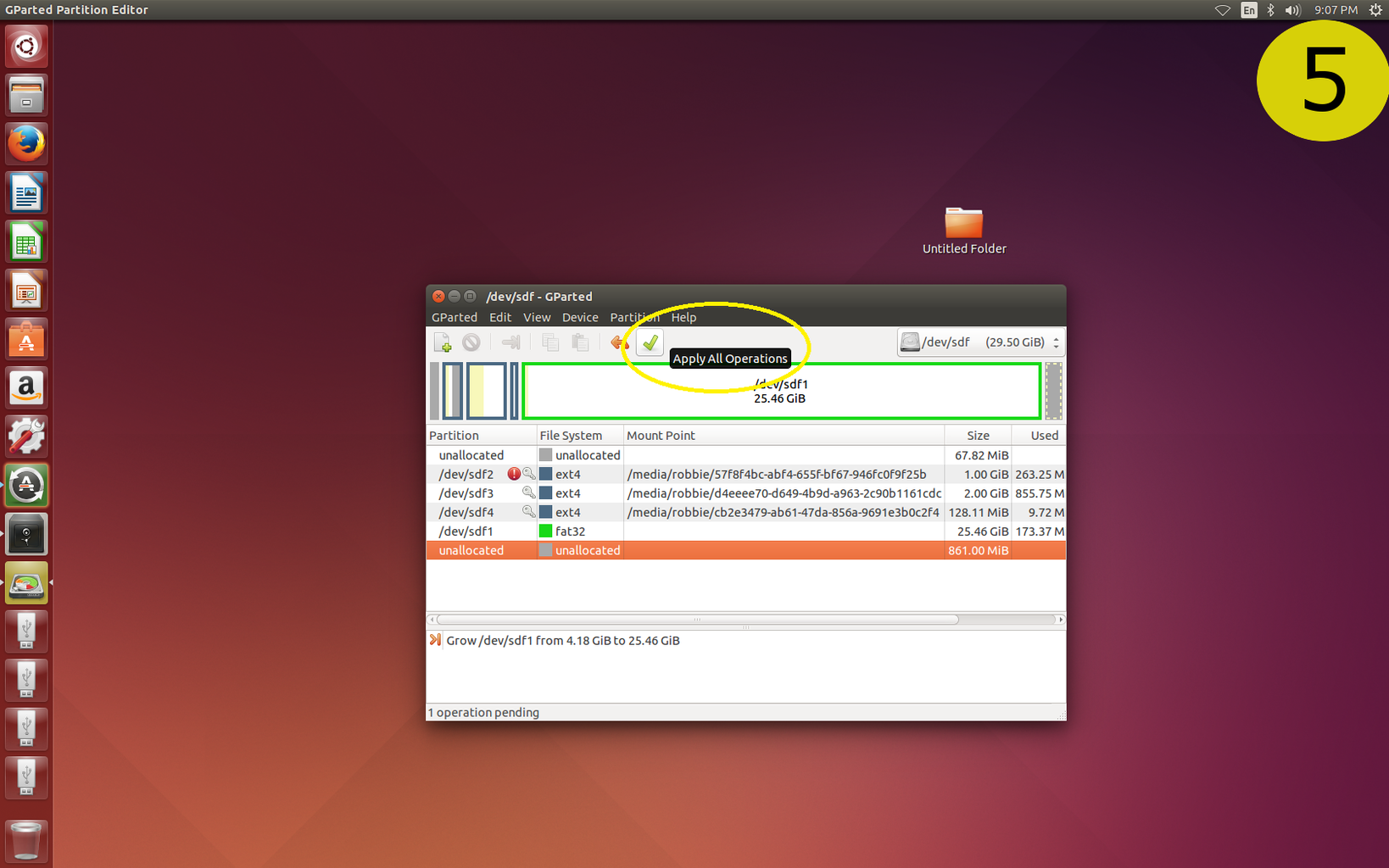 Setting Up the Operating Systems (Maximizing the Amount of Available Internal Storage)