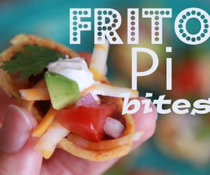 Frito Pi Bites-the Perfect Bite Every Time!