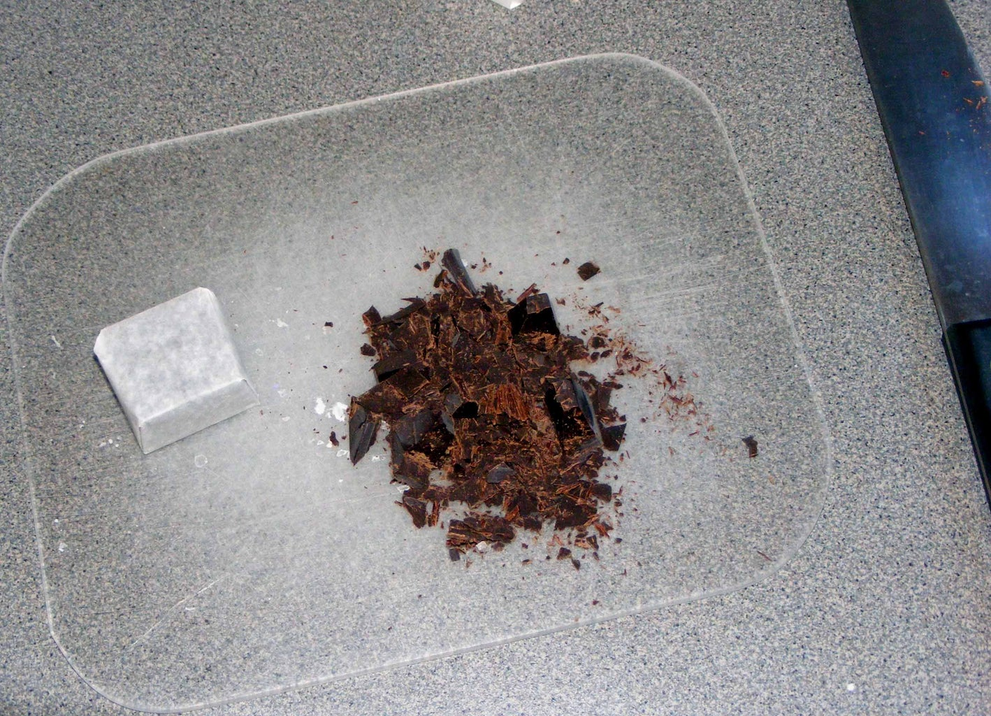 Adding the Chocolate Coating.
