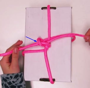 Step 4: Simple Knot