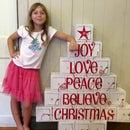 Advent box tree
