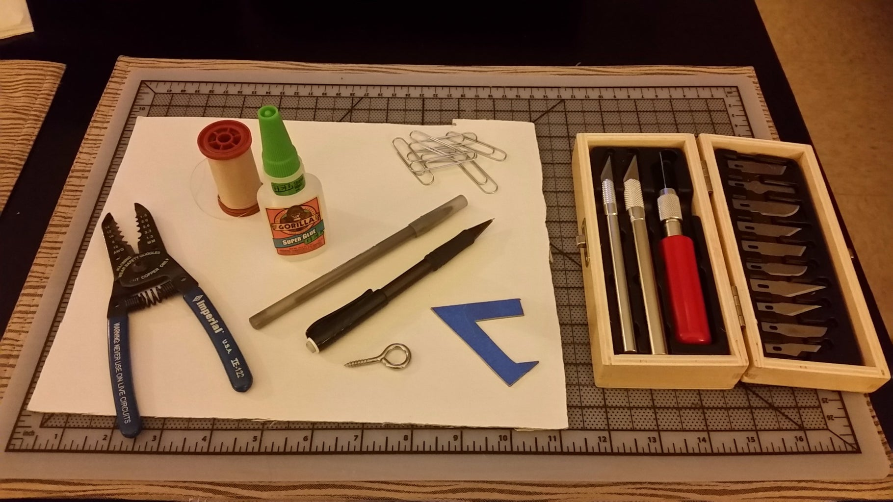 Supplies and Materials