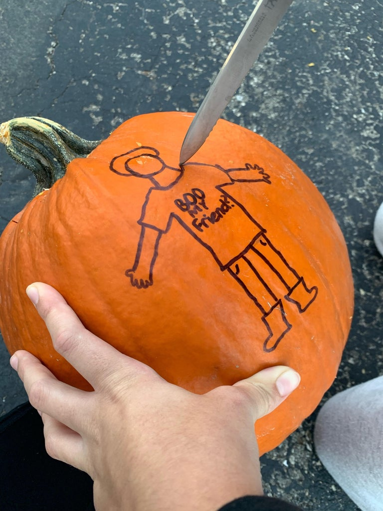 Carving Your Friend