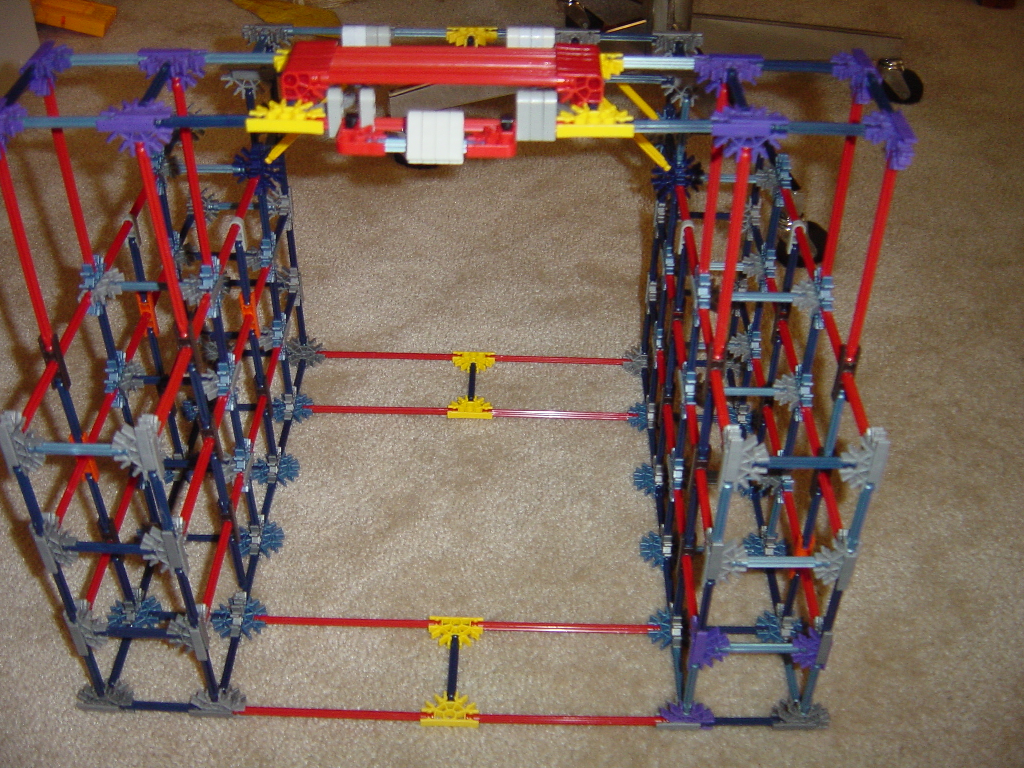 Knex In Bed iPod Holder