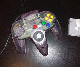 Nintendo 64 Battery-Free Internal Rumble