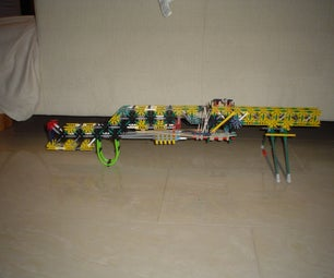 Knex Pump Action Gun