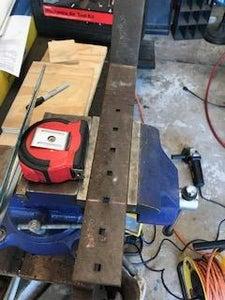 Step 1: Measure the Steel.