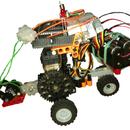 Robot Arduino Minibloq Lego technic 9390