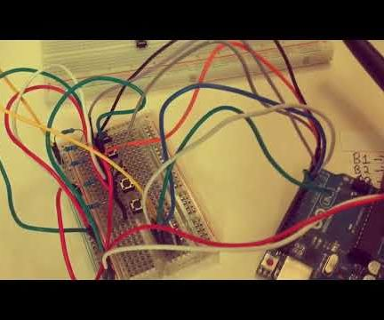 Arduino Advanced Keypad Lock