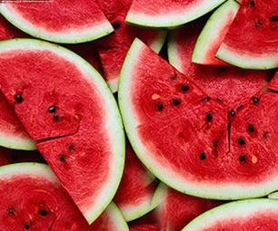 Homemade Watermelon Moonshine
