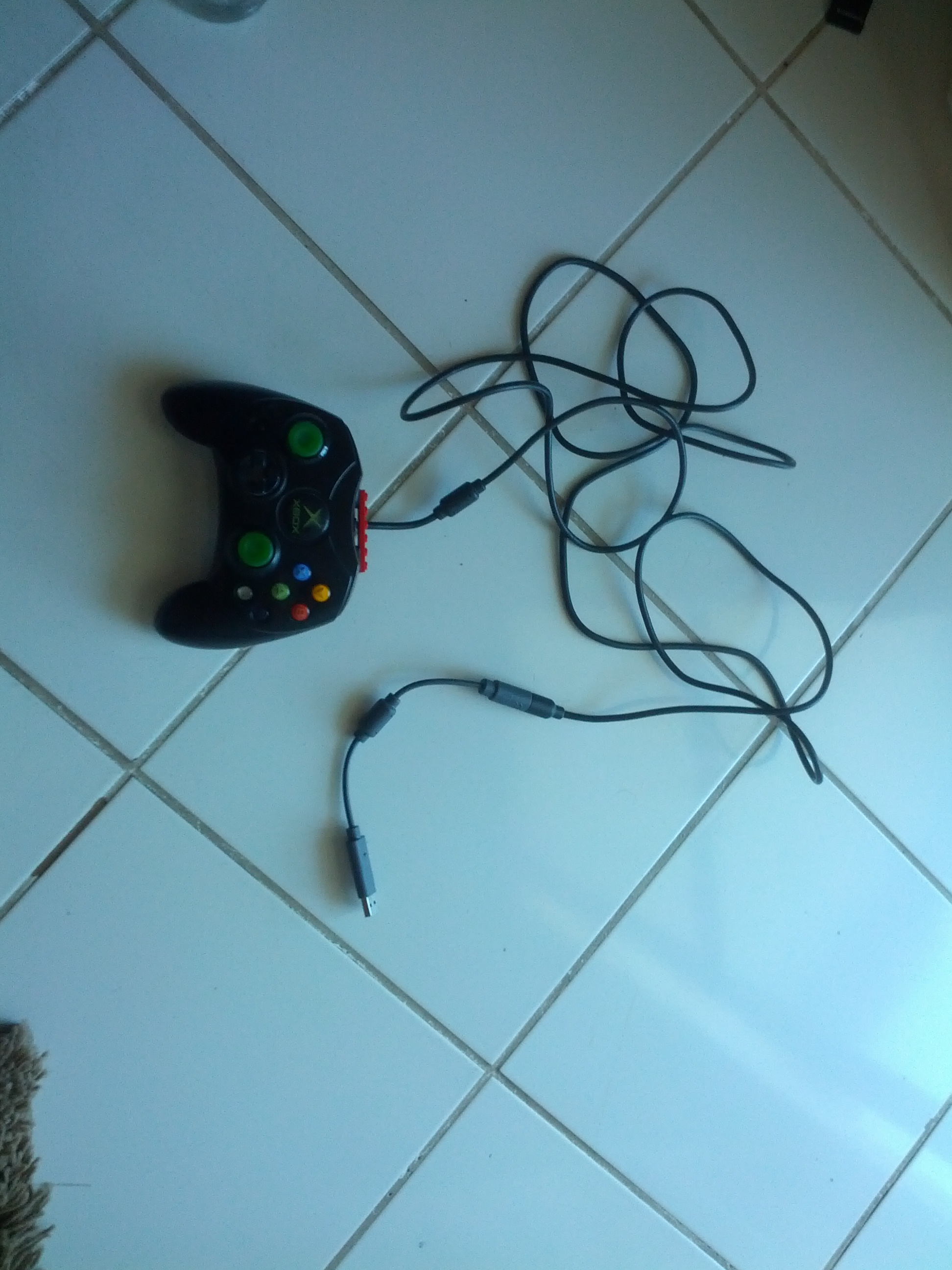 Clean and EASY conversion original Xbox controller to usb