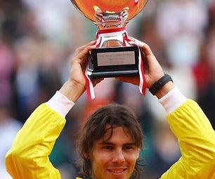 How to Hit Backhands Like Rafael Nadal