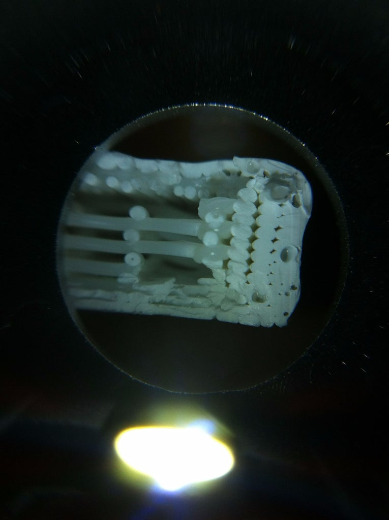 Mechanical Testing of Acetone Polished ABS Parts