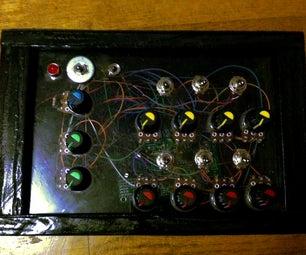 Weird Sound Generator - How to Make a Control Panel
