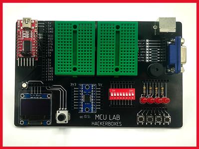 HackerBoxes MCU Lab