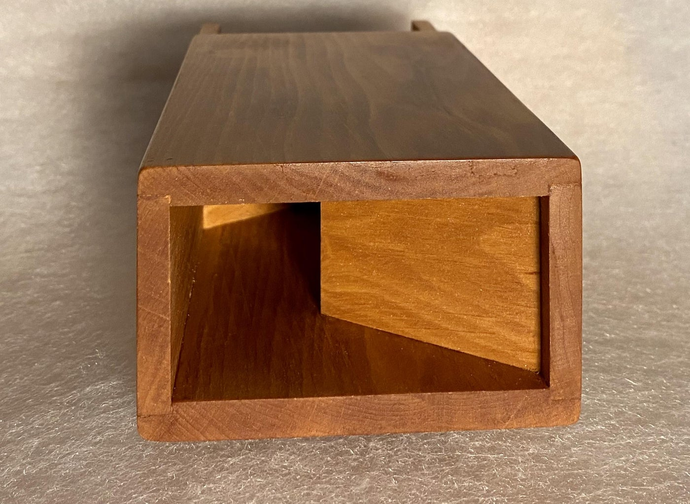 Wooden Dice Tower - Hand Tools Only