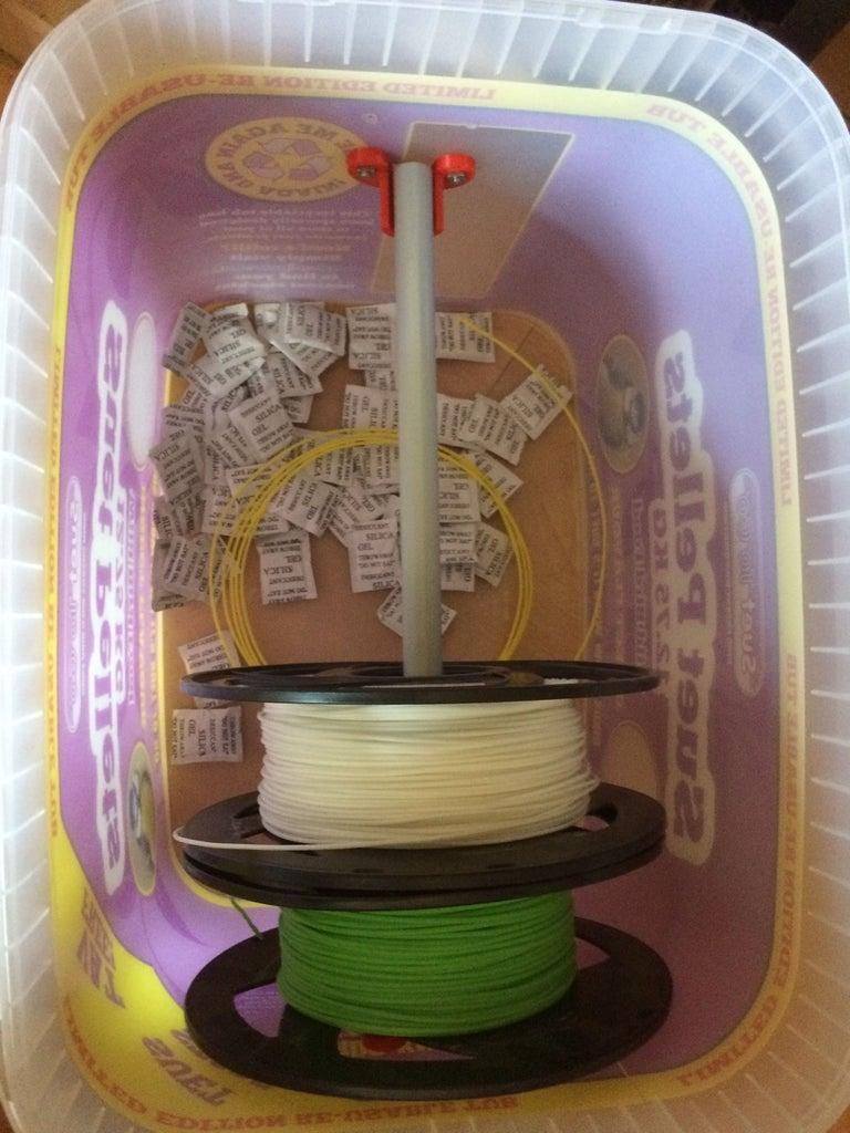 3D Filament Box - Keep It Dry