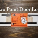 Two Point Door Lock