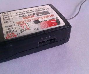 SPI Interface to the FlySky/Turnigy 9x