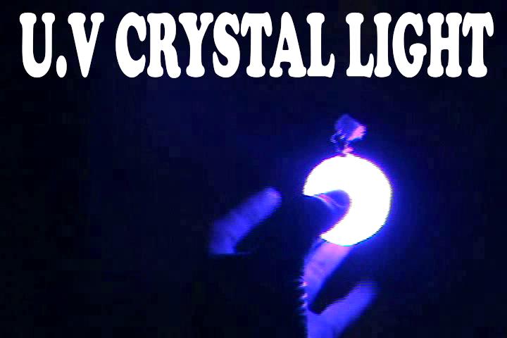 U.V Crystal Ball