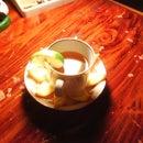 Making Orange Tea Using Peels