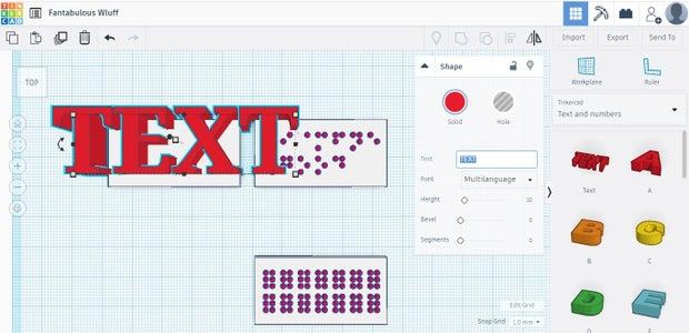Creating Communication Tiles